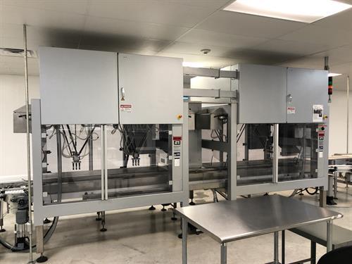 (2) Bosch Paloma Pick and Place machines